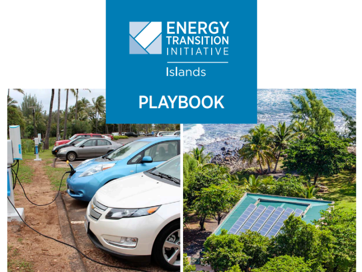 DOE Energy Transition Initiative Islands Playbook