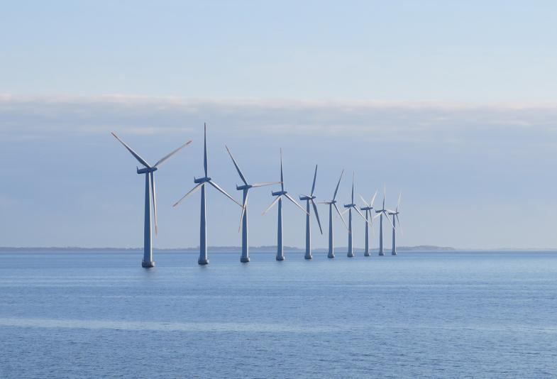 Sited through a collaborative process and extensive local engagement, the ten offshore wind turbines surrounding Samsø Island, Denmark provided benefit in the form of investment opportunities for the municipality, island farmers, and private corporations