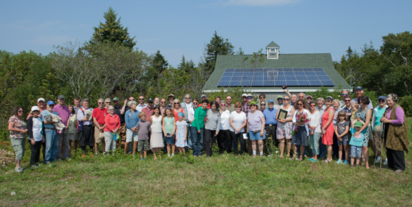 Monhegan Island celebrates completion of multi-year clean energy initiative for community, art museum