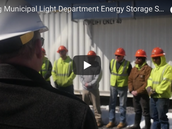 Sterling, MA Solar and Energy Storage System