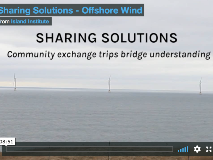 Block Island Wind Farm Exchange Trip