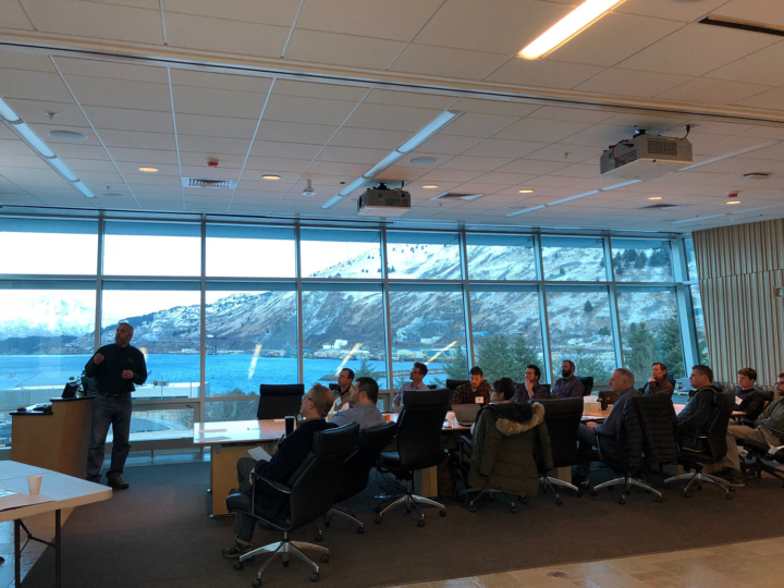 March 2018 Kodiak Alaska Wind Working Group meeting